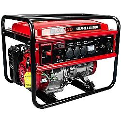 Comprar Gerador de Energia a Gasolina 4.4 KVA Monofásico Partida Manual – NG4100M-Nagano