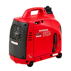 Comprar Gerador de Energia a Gasolina 4 tempos Monofásico 1 kva partida manual - EU10IK1LB-Honda