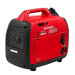 Comprar Gerador de Energia a Gasolina 4 tempos Monofásico 2 kva partida manual - EU20IK1LB-Honda