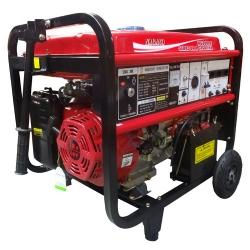 Comprar Gerador de Energia a Gasolina 4 tempos Trif�sico 8 kva partida el�trica 220/380v - NG8000E3D-Nagano