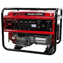 Comprar Gerador de Energia a Gasolina 6 KVA Monofásico Partida Manual – NG6100M-Nagano