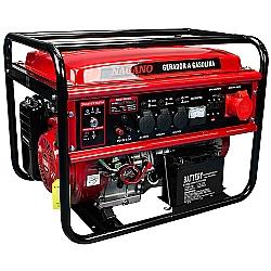Comprar Gerador de Energia a Gasolina 6 KVA Trifásico Partida Elétrica – NG6100E3D-Nagano