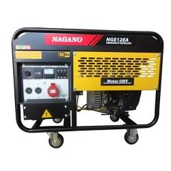 Comprar Gerador de Energia a Gasolina, Monof�sico 110/220v, 10.5 kva, Refrigerado � ar - NGE12EA-Nagano