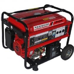 Comprar Gerador de Energia a Gasolina,8.0KVA, Monofásico 127/220v, Partida Elétrica -MGG8000CLE-Motomil