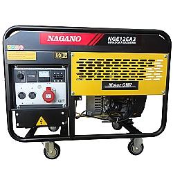 Comprar Gerador de Energia a Gasolina Trifásico 11.5 kva refrigerado a ar 110/220v - NGE12EA3-Nagano