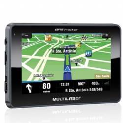 Comprar GPS Automotivo Tracker III - Tela 4.3'' - Touchscreen - Mp3 - Radar - GP033-Multilaser