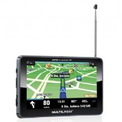 Comprar GPS Automotivo Tracker Tv Digital - 7'' - Touch, R�dio FM - GP038-Multilaser