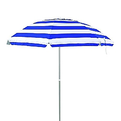 Comprar Guarda Sol  em Aluminio  2,4 m - Azul 3709-MOR