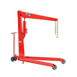 Comprar Guincho hidráulico capacidade de 1000 kg com roda em ferro e prolongador-Skay