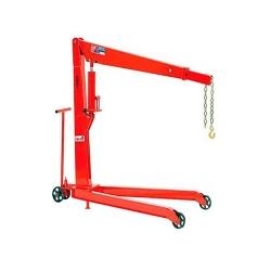 Comprar Guincho hidráulico capacidade de 1.000 kg com roda emborrachada e prolongador-Skay