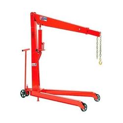 Comprar Guincho hidráulico capacidade de 2.000 kg com roda em ferro e prolongador-Skay