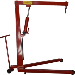 Comprar Guincho hidráulico em V capacidade de 500 kg com roda de ferro-Skay
