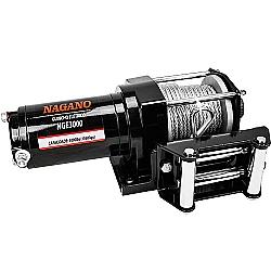 Comprar Guincho El�trico 12V 3000LBS 1360 Kg - NGE3000-Nagano