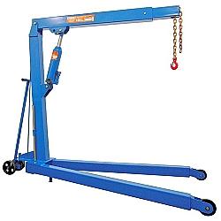 Comprar Guincho Hidráulico com rodas de ferro, com prolongador - 1 tonelada-Bovenau