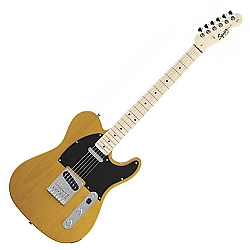 Comprar Guitarra 031 0203 Squier Affinity Tele mn 550 Butterscotch Blonde-Squier