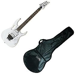Comprar Guitarra 2 Humbuckers 1 Single Double Locking - JEM-JR + Capa para Guitarra Simples Corino-Ibanez