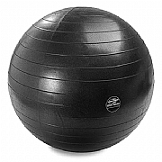 Gym Ball  Anti-Burst 75cm - preto
