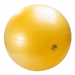 Comprar Bola Gym Ball Anti-Burst 75cm - Amarelo-Mormaii