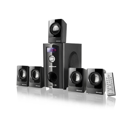 Comprar Home Theater - 5.1 80w Rms Com Usb Sd, Fm Bivolt - Sp110-Multilaser