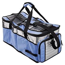 Comprar Ice Cooler 48 Litros com 2 Divisórias Alça para Carregar e Capacidade de 64 Latas de 350 ML-MOR