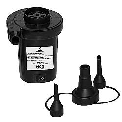 Comprar Inflador Elétrico com 3 Encaixes Diferentes 110V-MOR