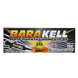 Comprar Inseticida Barakell, Mata Barata, Gel, 10 gramas - COD57-Kelldrin