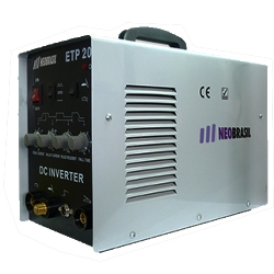 Comprar Inversora de Solda Eletr�nica - Tig Eletrodo, Pulsada, 220v - Monof�sico - ETP200/220M-Neo Brasil
