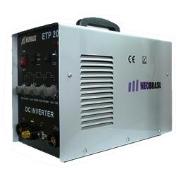 Comprar Inversora de Solda Eletrônica - Tig Eletrodo, Pulsada, 220v - Monofásico - ETP200/220M-Neo Brasil