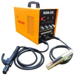 Comprar Inversor de solda TIG WSM 200 ampéres Monofásico 220 V 60 Hz - WSM-200-Nagano Profissional