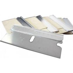 Comprar Jogo c/ 10 lâminas para raspador de segurança - LR801-Bralimpia