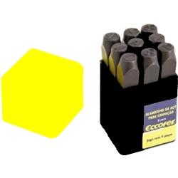 Comprar Jogo de algarismo com 9 peças para gravação - 10 mm-Eccofer