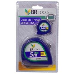 Comprar Jogo de trenas - BR-CHT51-Br Tools