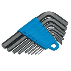 Comprar Jogo chave hexagonal L 1,5 a 10 9 peças - 42-Gedore