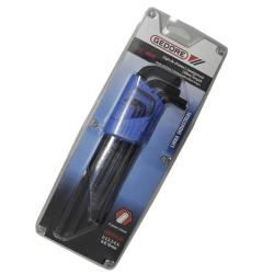 Comprar Jogo chave L hexagonal longa 2 a 10mm - 42L88M-Gedore