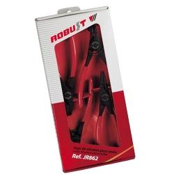 Comprar Jogo de alicate para an�is - JR862-Robust
