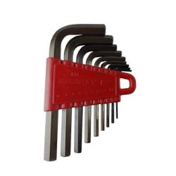 Comprar Jogo de chave allen de 1,5 � 10 MM - 9 pe�as-Robust