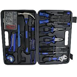 Comprar Jogo de ferramentas 125 pe�as com maleta - 1172-Br Motors