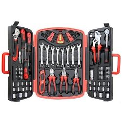 Comprar Jogo de ferramentas com 113 pe�as uso hobby-Nove54