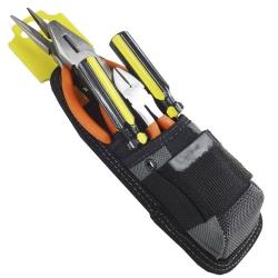 Comprar Jogo de ferramentas com 6 pe�as e porta ferramentas-Lee Tools