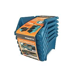 Comprar Kit 06 Gaveta Práticas Empilháveis Nº 3-Presto