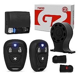 Comprar Kit Alarme Automotivo com 02 Controles TR1 - TW 20-Taramp´s