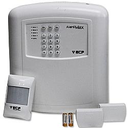 Comprar Kit Alarme Residencial, Comercial com Controle - Alard Max 4 + Key-ECP