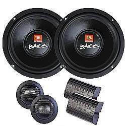 Comprar kit Alto Falante 2 Vias 6 Bass 62v4A 140w rms-JBL / Selenium