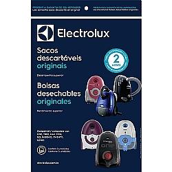 Comprar Kit Com 3 Sacos Descartaveis Para Aspirador De Po,One, Trio, Ingenio E Twenty Cseon-Electrolux