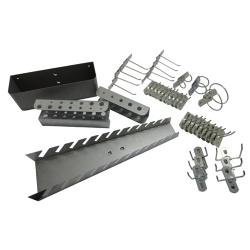 Comprar Kit com 46 pe�as sm para arm�rio de ferramentas-Marcon