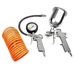 Comprar Kit de Acessórios 4 Peças Motocompressor-Garthen