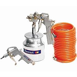 Comprar Kit de Compressor de Ar, 3 pe�as - KC3-Ferrari