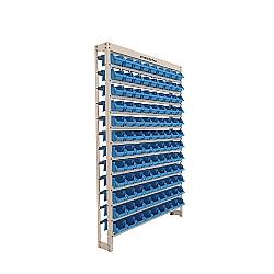 Comprar Kit Estante Gaveteiro Organizador 108/3-Presto