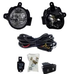 Comprar Kit Farol Auxiliar, Hilux SR/SRV - 2012 � 2013-Importado