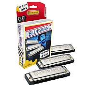 KIT GAITA BLUES BAND A C G (8780)
